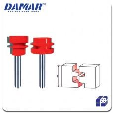 تیغ اتصال افقی CNC دامار
